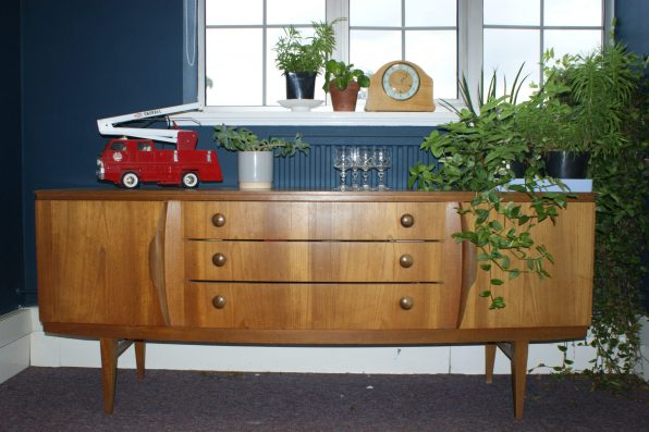 Mid Century Beautility Side Board