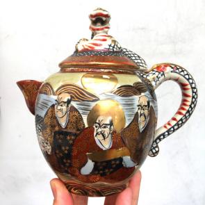 rediscova Japanese satsuma teapot